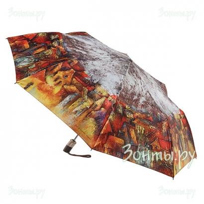 Женский зонт Zest 23744-16 ( Фото Сатин )