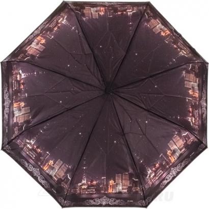 Женский зонт Три слона 884-36 ( Сатин  )