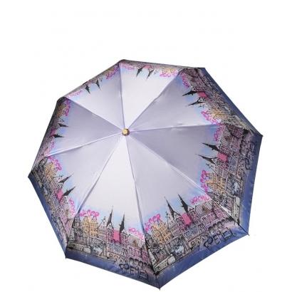 Женский зонт Три слона 132-4 ( Лёгкость,Сатин  )